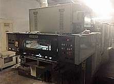 2005 Komori  Lithrone 428